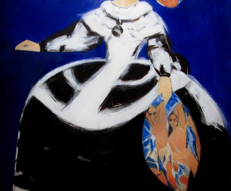 Menina de Avignon